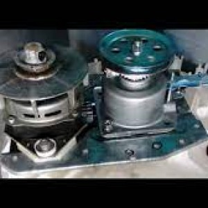 Drum Assembly Fully Automatic Top Load