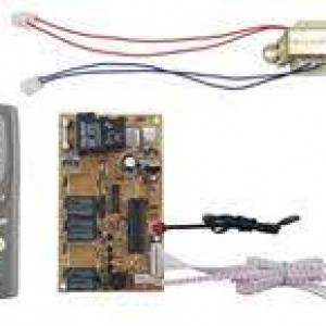 Window AC Universal PCB with Remote